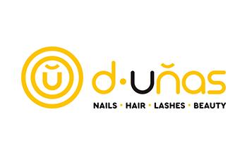 D-Uñas logo
