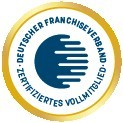 Franchise PROMEDICA PLUS - Mitglied beim Deutschen Franchiseverband