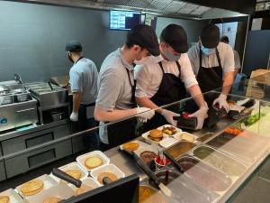 BURGERISTA Franchise Küche
