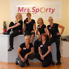 Mrs.Sporty Team Petra Schäfer