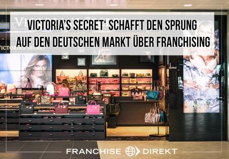 Franchise-Marktstudie Mode Victoria Secret-1