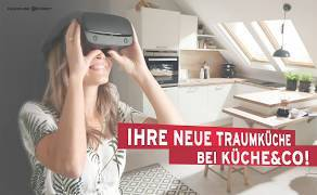 Virtual Reality mit Küche & Co