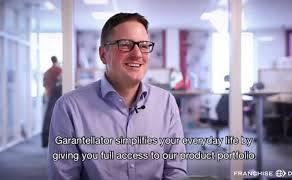 Garantell – die Garantellator-App (Englisch)