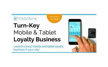 Start A MobileStamp Business Opportunity For