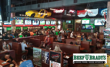 Family Sports Pub Beef 'O' Brady's Enters 2019 With Positive