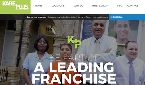 Kare Plus launch new website