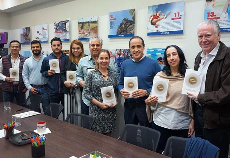 Nuestra franquiciataria maestra de ActionCOACH, María Inés Morán