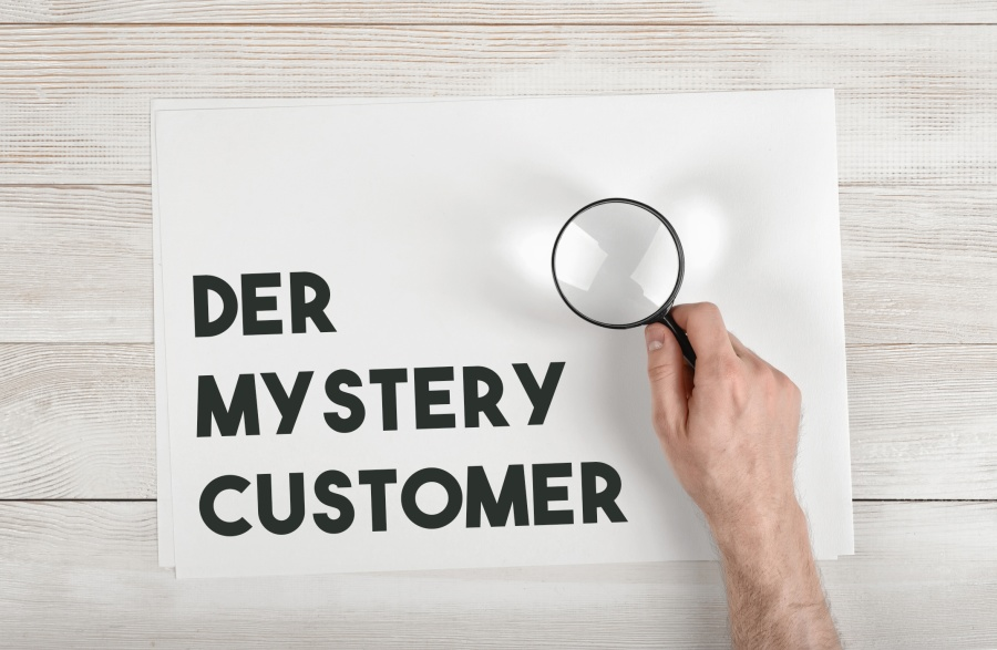 header mystery customer