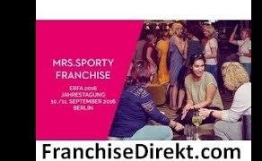 Mrs. Sporty ERFA 2016