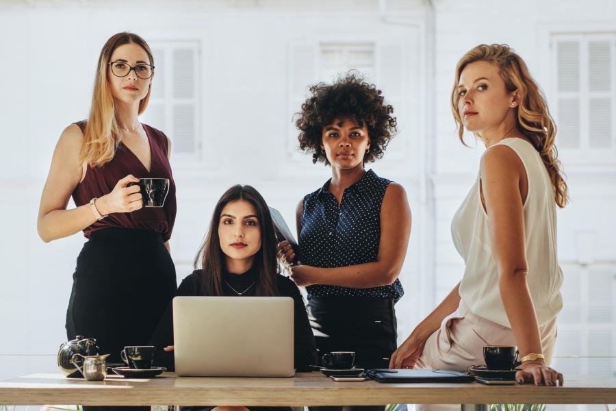 Frauen im Franchising