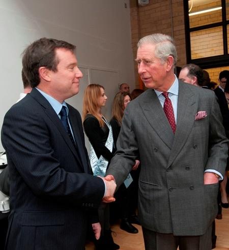 Trevor Brocklebank meets His Royal Highness, The Prince of Wales - w.jpg