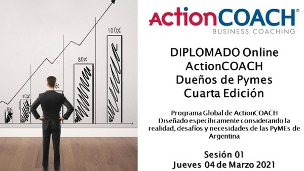 4to Ciclo del Diplomado ActionCOACH para dueños de negocios