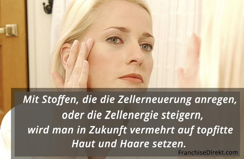 Anti-Ageing Kosmetik im Trend   FranchiseDirekt.com