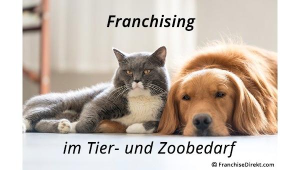 Franchise-Unternehmen im Tier- und Zoobedarf auf FranchiseDirekt.com