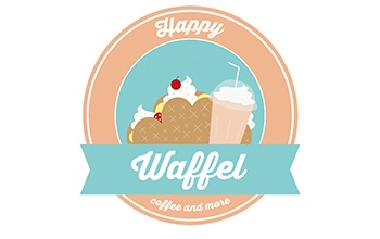 Happy Waffel