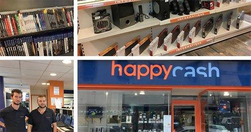 un magasin happy cash dieppe franchise directe tout sur les franchises portail des. Black Bedroom Furniture Sets. Home Design Ideas