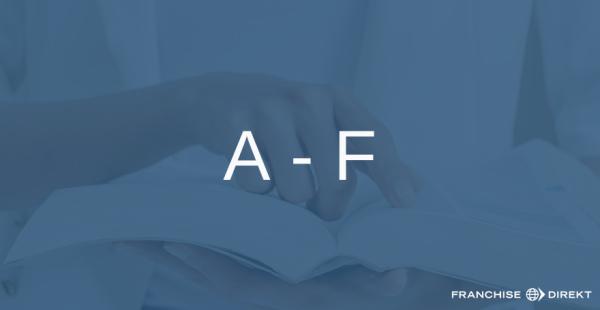 Franchising von A bis Z - Automatenlizenz-Franchise-Einstiegsgebühr