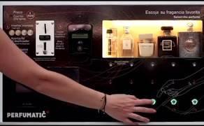 Vídeo de ilustración del modelo de negocio Perfumatic