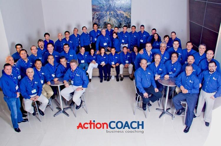 Actioncoach en el emprendimiento de negocios NP