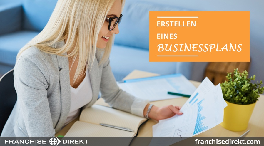 Erstellen eines Businessplans