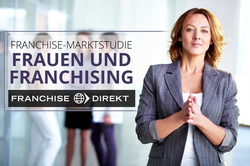Franchise-Marktstudie Frauen im Franchising 2016-1