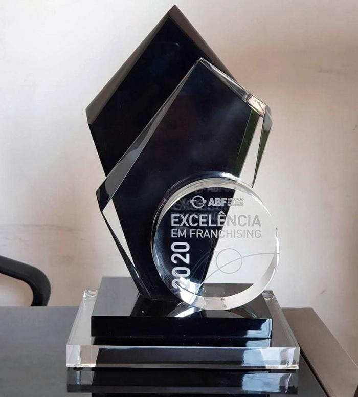 Premio a ActionCoach de la Asociación Brasileña de Franquicias