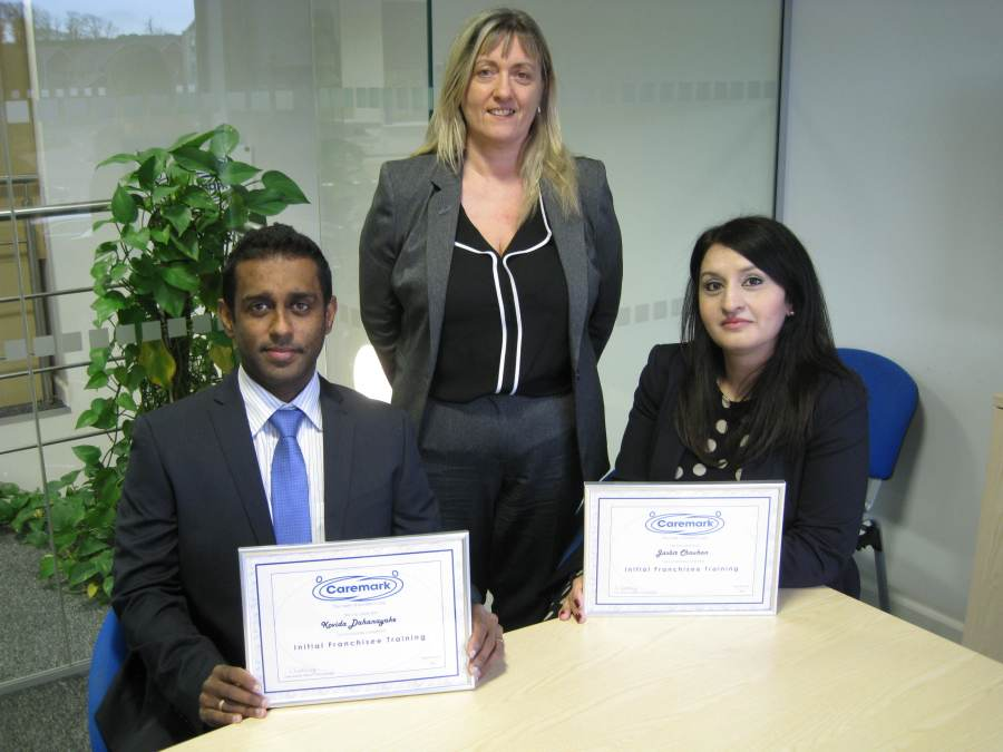 Caremark - new franchisees in Midlands and Southeast