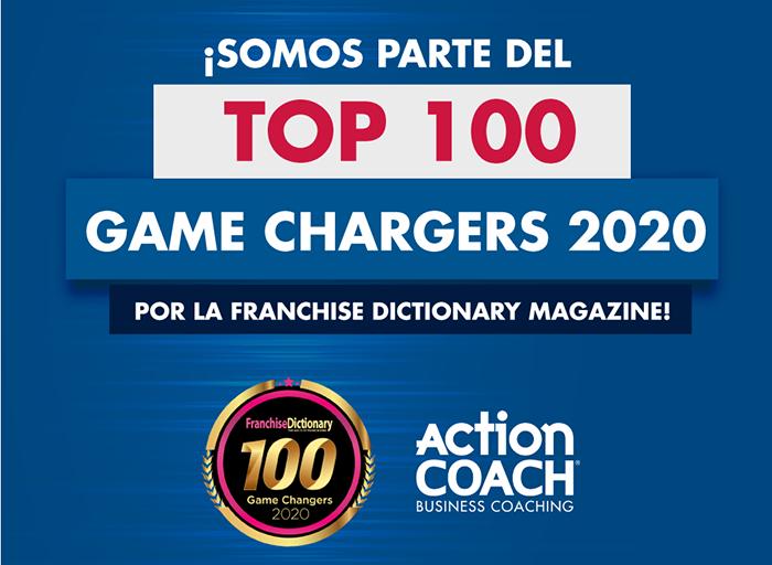 Top 100 Game Changers Franchises 2020 del FDM