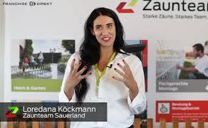 Zaunteam Partner Loredana Köckmann über das Unternehmen