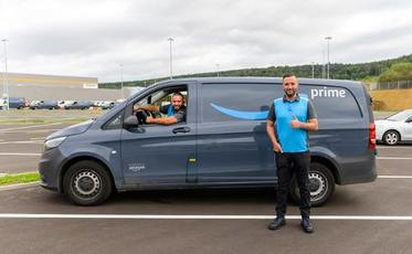 Amazon Delivery Service Partner