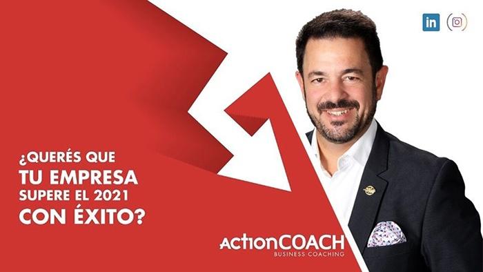 Diego Hernán Ruggiero de ActionCOACH Argentina