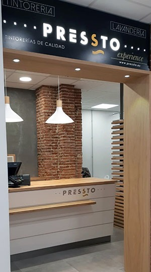 Pressto Experience abre en Madrid NP