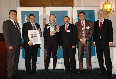 Preisverleihung Seafood Star 2013