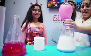 Vídeo anuncio de la franquicia Nutty Scientists