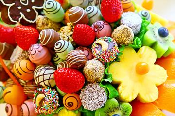 edible bouqet