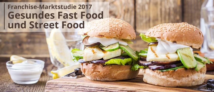 Franchise-Marktstudie 2017: Gesundes Fast Food und Street Food-1