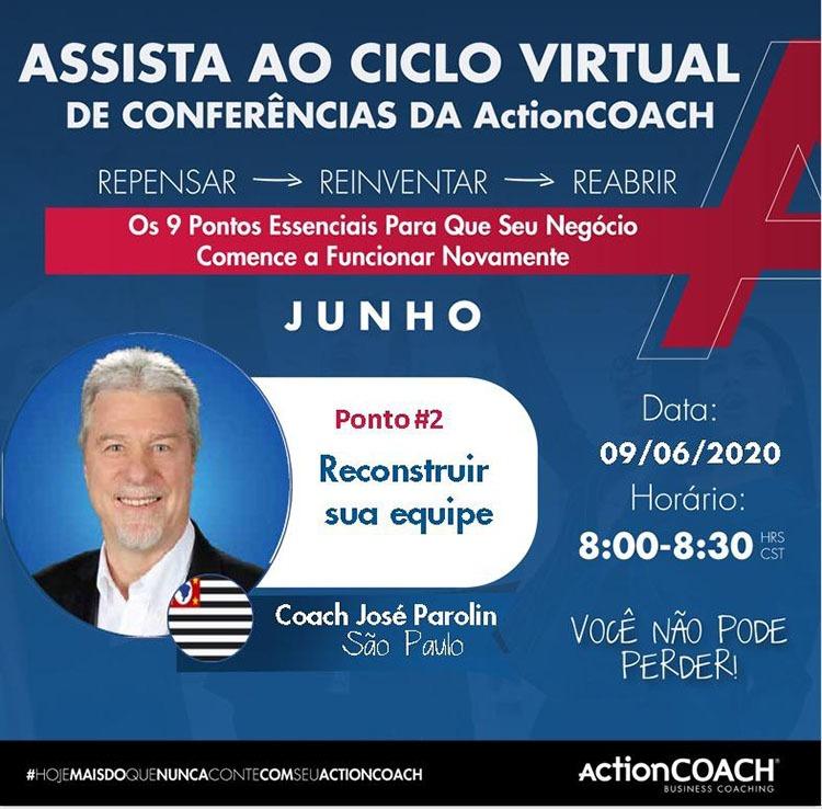 Webinar Actioncoach Brasil