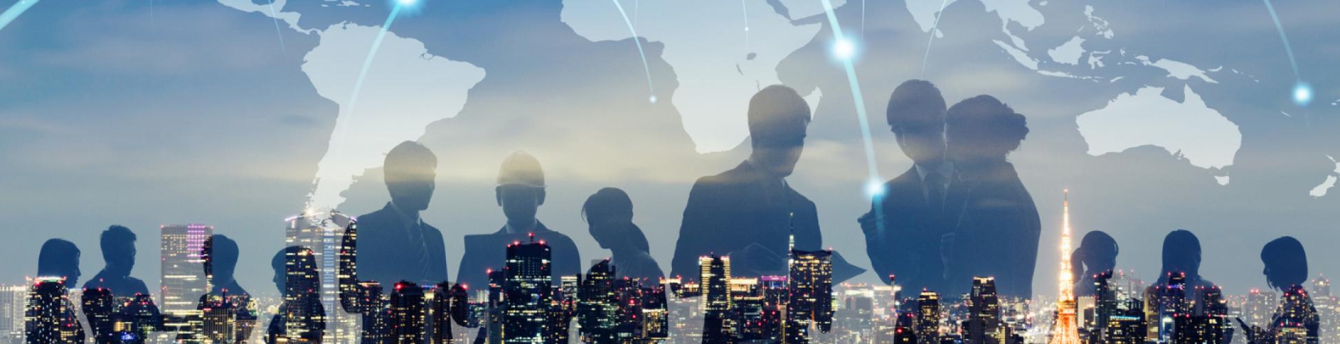Internationale Unternehmen - Eröffnen Sie Ihre Filiale vor Ort.
