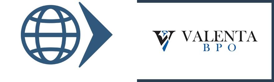 Valenta BPO banner patrocinio