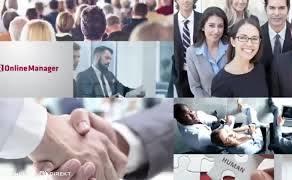 HR Online Manager Video