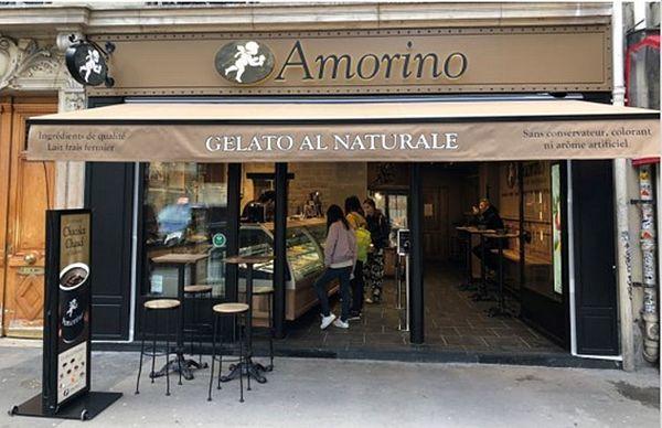 Amorino auf FranchiseDirekt.com