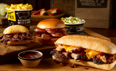Dickey's Barbecue Pit Master-Franchiselizenzen