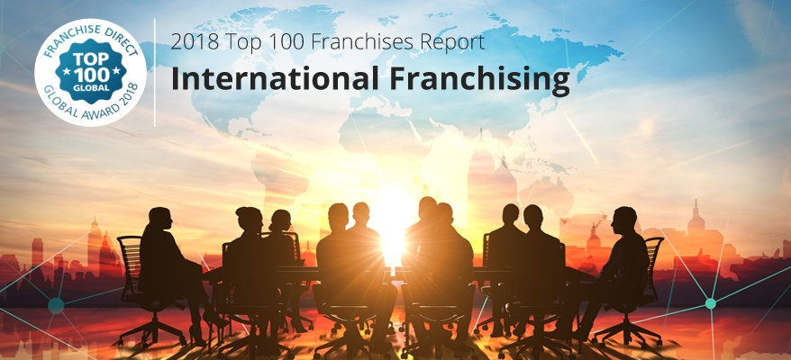 Top Cleaning Franchises 2020.2018 Top 100 Franchises Report International Franchising
