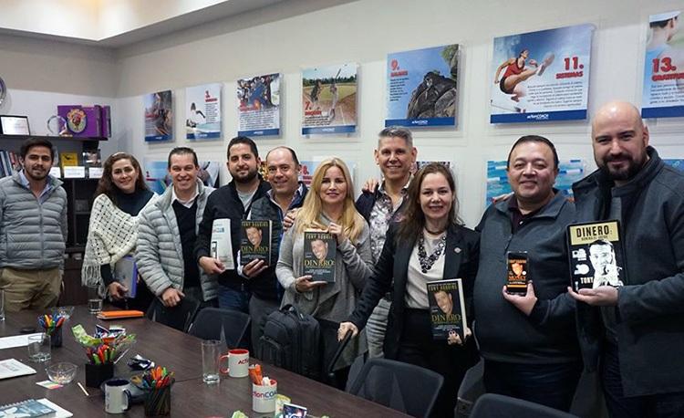 Actioncoach cierra con éxito su bookclub 2019