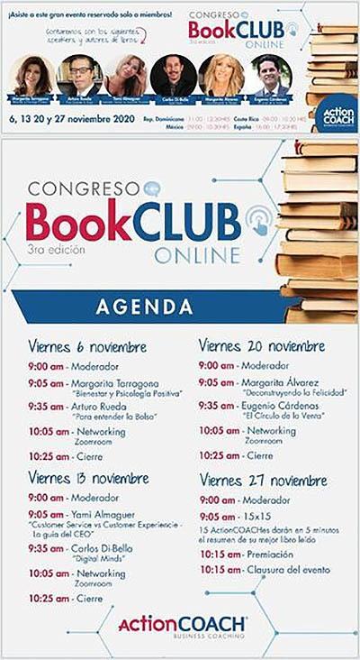 3.er Congreso de BookCLUB de ActionCOACH.