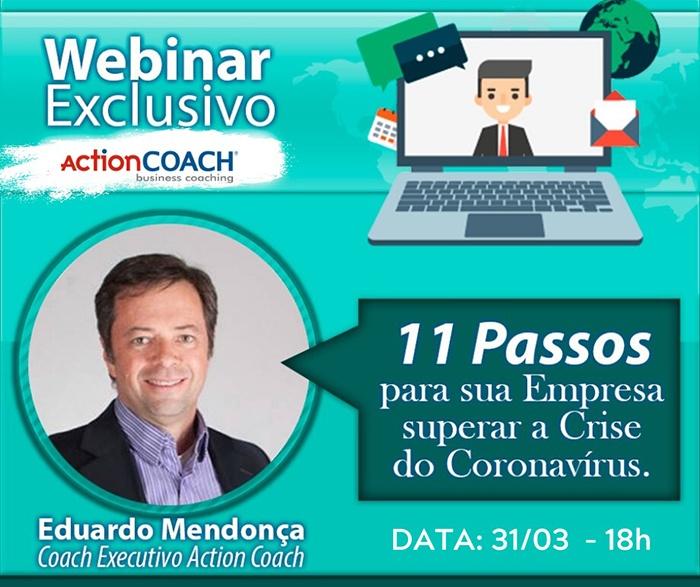 Actioncoach webinar en Brasil