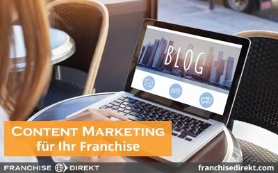 Content Marketing für Ihr Franchise - small