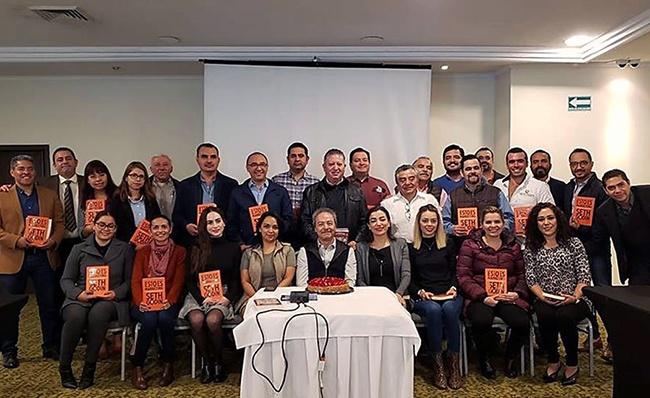 Bookclub de éxito con Actioncoach Iberoamerica