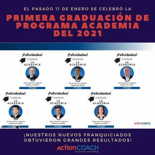 El programa de Academia de ActionCoach Iberoaméric