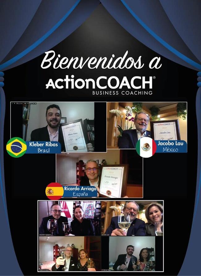 Crecimiento de ActionCoach Iberoamérica